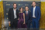 Babylon Berlin Kinopremiere - Urania Kino - Mo 02.10.2017 - Achim VON BORRIES, Volker BRUCH, Liv Lisa FRIES, Marcus AMMON34