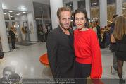 Babylon Berlin Kinopremiere - Urania Kino - Mo 02.10.2017 - Daniela GOLPASHIN, Dominic OLEY51
