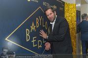 Babylon Berlin Kinopremiere - Urania Kino - Mo 02.10.2017 - Achim VON BORRIES54