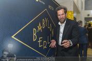 Babylon Berlin Kinopremiere - Urania Kino - Mo 02.10.2017 - Achim VON BORRIES55