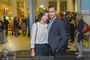 Babylon Berlin Kinopremiere - Urania Kino - Mo 02.10.2017 - Maria YAKOVLEVA, Richard SZABO57