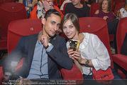Babylon Berlin Kinopremiere - Urania Kino - Mo 02.10.2017 - Maria YAKOVLEVA, Richard SZABO63