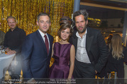 Babylon Berlin Kinopremiere - Urania Kino - Mo 02.10.2017 - Achim VON BORRIES, Liv Lisa FRIES, Volker BRUCH108