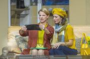 Bühnenfotos Der Gott des Gemetzels - Stadttheater Berndorf - Di 03.10.2017 - 12