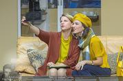 Bühnenfotos Der Gott des Gemetzels - Stadttheater Berndorf - Di 03.10.2017 - Maddalena HIRSCHAL, Kristina SPRENGER13