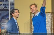 Bühnenfotos Der Gott des Gemetzels - Stadttheater Berndorf - Di 03.10.2017 - Stefano BERNARDIN, Alexander JAGSCH54