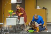 Bühnenfotos Der Gott des Gemetzels - Stadttheater Berndorf - Di 03.10.2017 - 76