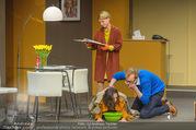 Bühnenfotos Der Gott des Gemetzels - Stadttheater Berndorf - Di 03.10.2017 - Kristina SPRENGER, Alexander JAGSCH, Maddalena HIRSCHAL77