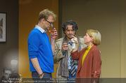 Bühnenfotos Der Gott des Gemetzels - Stadttheater Berndorf - Di 03.10.2017 - Kristina SPRENGER, Alexander JAGSCH, Stefano BERNARDIN108