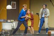 Bühnenfotos Der Gott des Gemetzels - Stadttheater Berndorf - Di 03.10.2017 - Kristina SPRENGER, Alexander JAGSCH, Stefano BERNARDIN113