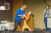 Bühnenfotos Der Gott des Gemetzels - Stadttheater Berndorf - Di 03.10.2017 - Kristina SPRENGER, Alexander JAGSCH, Stefano BERNARDIN117