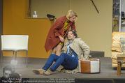 Bühnenfotos Der Gott des Gemetzels - Stadttheater Berndorf - Di 03.10.2017 - Kristina SPRENGER, Stefano BERNARDIN156