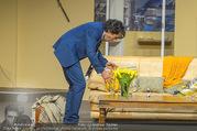 Bühnenfotos Der Gott des Gemetzels - Stadttheater Berndorf - Di 03.10.2017 - 164