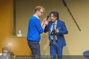 Bühnenfotos Der Gott des Gemetzels - Stadttheater Berndorf - Di 03.10.2017 - Stefano BERNARDIN, Alexander JAGSCH184