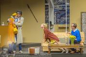 Bühnenfotos Der Gott des Gemetzels - Stadttheater Berndorf - Di 03.10.2017 - Stefano BERNARDIN, Alexander JAGSCH, Kristina SPRENGER, Maddalen195