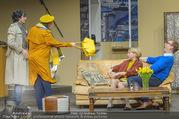 Bühnenfotos Der Gott des Gemetzels - Stadttheater Berndorf - Di 03.10.2017 - Stefano BERNARDIN, Alexander JAGSCH, Kristina SPRENGER, Maddalen198