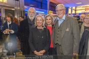 Happy End Kinopremiere - Gartenbaukino - Mi 04.10.2017 - Brigitte KARNER, Michael und Susi HANEKE, Peter SIMONISCHEK40