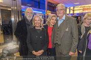 Happy End Kinopremiere - Gartenbaukino - Mi 04.10.2017 - Brigitte KARNER, Michael und Susi HANEKE, Peter SIMONISCHEK41