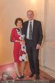 Premierenfeier und Empfang - Französische Botschaft - Mi 04.10.2017 - Clemens HELLSBERG mit Ehefrau Elisabeth1