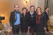 Premierenfeier und Empfang - Französische Botschaft - Mi 04.10.2017 - Helga RABL-STADLER, Markus HINTERH�USER6