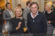 Premierenfeier und Empfang - Französische Botschaft - Mi 04.10.2017 - Susi HANEKE, Markus HINTERH�USER15