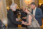 Premierenfeier und Empfang - Französische Botschaft - Mi 04.10.2017 - Michael HANEKE, Elisabeth G�RTLER, Kari HOHENLOHE18