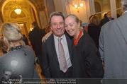 Premierenfeier und Empfang - Französische Botschaft - Mi 04.10.2017 - Agnes HUSSLEIN, Rudolf BUCHBINDER20