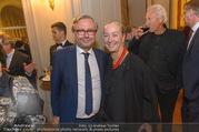 Premierenfeier und Empfang - Französische Botschaft - Mi 04.10.2017 - Alexander WRABETZ, Agens HUSSLEIN21
