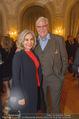 Premierenfeier und Empfang - Französische Botschaft - Mi 04.10.2017 - Brigitte KARNER, Peter SIMONISCHEK22