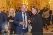 Premierenfeier und Empfang - Französische Botschaft - Mi 04.10.2017 - Alexander WRABETZ, Helga RABL-STADLER26