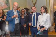 Premierenfeier und Empfang - Französische Botschaft - Mi 04.10.2017 - 27