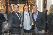 Store Opening - Lagerfeld Store - Do 05.10.2017 - Barbara MEIER, Klemens HALLMANN, Pier Paolo RIGHI31
