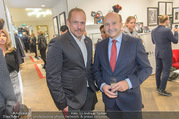 Store Opening - Lagerfeld Store - Do 05.10.2017 - Gery KESZLER, Dominique MEYER37