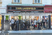 Store Opening - Lagerfeld Store - Do 05.10.2017 - 42