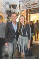 Store Opening - Lagerfeld Store - Do 05.10.2017 - Pier Paolo RIGHI, Maria GRO�BAUER45