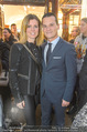 Store Opening - Lagerfeld Store - Do 05.10.2017 - Andre COMPLOI mit Ehefrau Barbara47