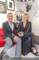 Store Opening - Lagerfeld Store - Do 05.10.2017 - Pier Paolo RIGHI, Victoria SWAROVSKI58