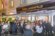 Store Opening - Lagerfeld Store - Do 05.10.2017 - 104