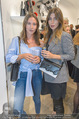 Store Opening - Lagerfeld Store - Do 05.10.2017 - Vicky HEILER, Victoria SCHMALZL116