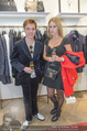 Store Opening - Lagerfeld Store - Do 05.10.2017 - Yuri REVICH mit Maria126