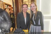 Store Opening - Lagerfeld Store - Do 05.10.2017 - Iris RIGHI, Maria GRO�BAUER141