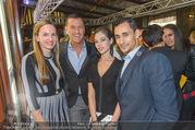 Store Opening - Lagerfeld Store - Do 05.10.2017 - Maria GRO�BAUER, Pier Paolo RIGHI, Maria YAKOVLEVA, Richard SZA144