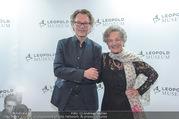 Fundraising Dinner - Leopold Museum - Di 10.10.2017 - Elisabeth LEOPOLD, Hans-Peter WIPPLINGER4
