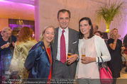 Fundraising Dinner - Leopold Museum - Di 10.10.2017 - Agnes HUSSLEIN, Eugen OTTO, Christiane WENCKHEIM32