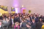 Fundraising Dinner - Leopold Museum - Di 10.10.2017 - Cocktail Empfang39