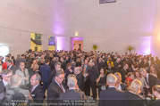 Fundraising Dinner - Leopold Museum - Di 10.10.2017 - Cocktail Empfang40