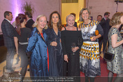 Fundraising Dinner - Leopold Museum - Di 10.10.2017 - Desiree TREICHL-ST�RGKH, Gheri SACKLER, Beate SCHULLIN, Agens H51