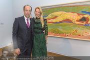 Fundraising Dinner - Leopold Museum - Di 10.10.2017 - Christoph und Eva DICHAND52