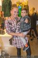 Opening - Furry VIP Showroom - Mi 11.10.2017 - Ines MERZA mit Sohn Michel8