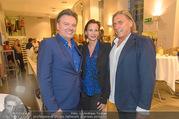 Opening - Furry VIP Showroom - Mi 11.10.2017 - Wolfgang SCHWARZ, Ursula EIGNER, Norbert BLECHA9